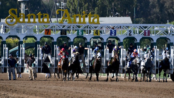 Los Angeles County DA Jackie Lacey announces investigation of horserace deaths