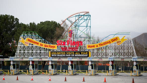 Six Flags unveils COVID-19 safety precautions for reopening parks