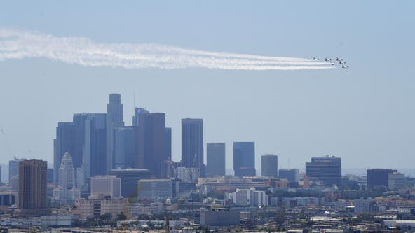 Major formation of historic planes to fly over SoCal on Memorial Day