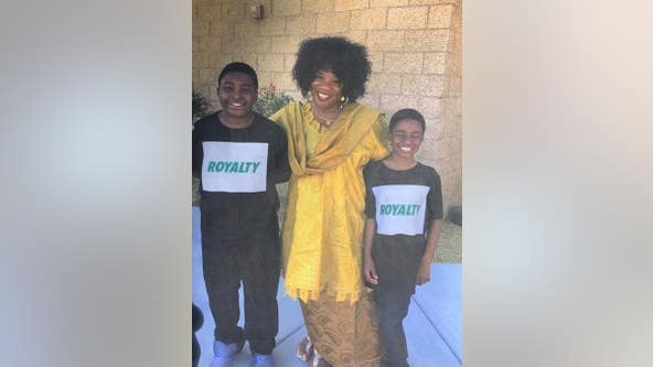 LASD detectives search for two missing boys from Palmdale