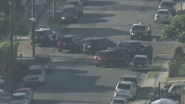 Authorities investigate deputy-involved shooting in South LA