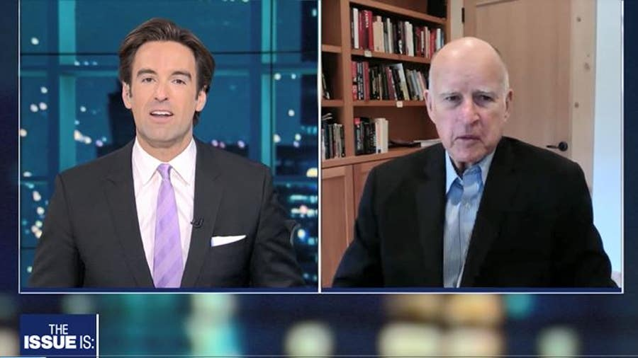 The Issue Is: Discussing coronavirus with California's longest serving governor Jerry Brown