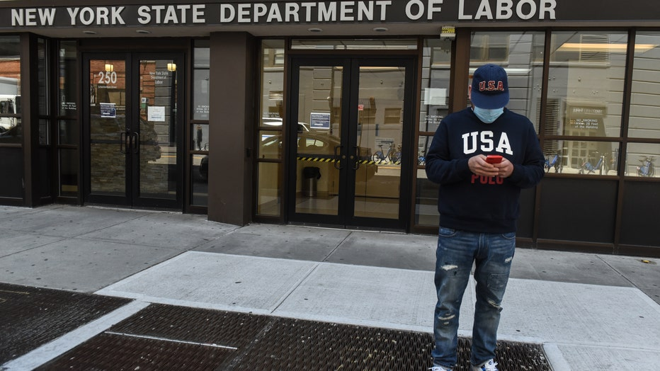 3.2 Million File Unemployment Claims As Economy Reels From COVID-19 Pandemic
