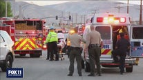 Six minors in custody following deadly pursuit crash in Palmdale