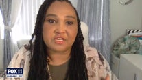 Voices of the Community: Muhammad Ali's daughter speaks out about unrest