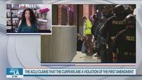 Author and civil rights attorney Areva Martin discusses ACLU lawsuit against curfews