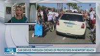 FOX 11's Stephanie Stanton describes the horrific moments a car plowed through a crowd in Newport Beach