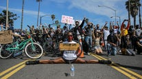 Peaceful protesters don't want message behind George Floyd rallies overshadowed by violence