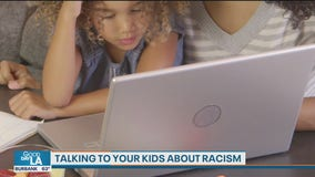 Child development expert shares ways to talk to kids about racism