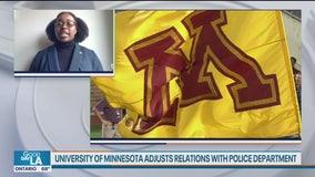 University of Minnesota severs ties with Minneapolis Police Department over death of George Floyd