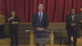 Newsom discusses death of George Floyd and unrest across the nation