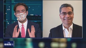 California Attorney General Becerra unsure how to enforce governor's statewide mask order