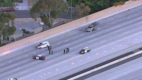 Shooting closes 110 Freeway