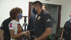 Resolving tension between LAPD and black youth