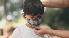 Cute designs could help convince kids to wear masks