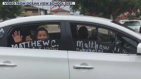 Teacher shot in the leg with pellet gun during preschool graduation ceremony in Huntington Beach