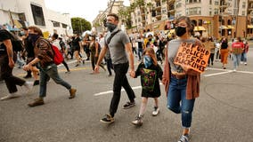 Activists call for an end To Los Angeles Unified School Police