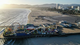 Santa Monica Pier reopens to the public with modifications after 3-month closure