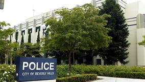 Beverly Hills police face criticism after arresting, holding 28 peaceful protesters