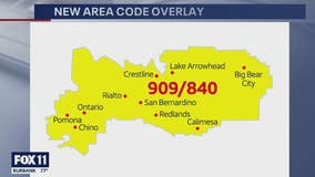 New telephone dialing procedure set to begin for 909 area code