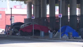 LA city, county reach agreement to bring 7,000 homeless people indoors over next 18 months
