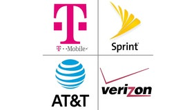 T-Mobile, Sprint, AT&T and Verizon customers report widespread cell service outages