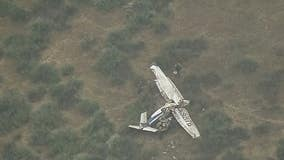 Small plane crashes in San Bernardino County killing three people