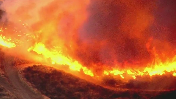 SoCal Edison forecasts extreme fire weather conditions this year