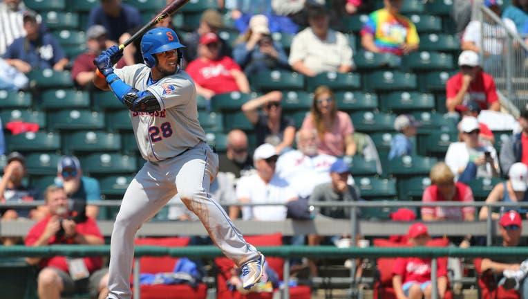 Syracuse Mets v Lehigh Valley IronPigs