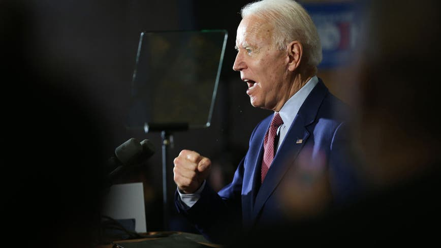'Hate just hides': Biden vows to take on systemic racism