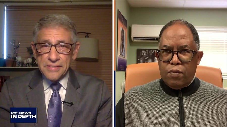 Understanding racism and civil rights, a conversation with Supervisor Mark Ridley-Thomas