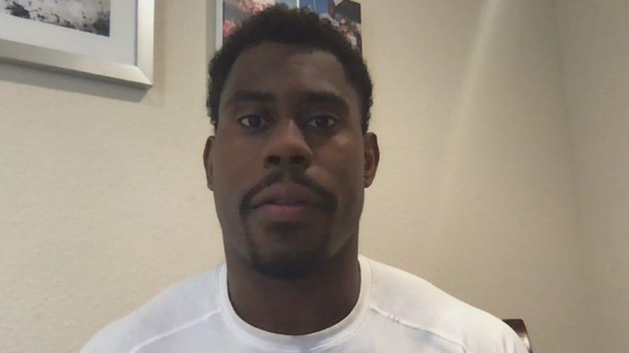 LA Rams defensive lineman Sebastian Joseph-Day says racial justice begins with our schools