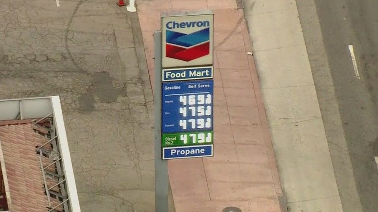 Gas tax increase takes effect in California July 1 - FOX 11 Los Angeles thumbnail