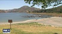 Body found at Lake Piru