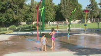LA County splash pads reopen ahead of hot weekend