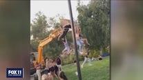Jake Paul throws mansion party during pandemic