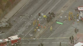 One killed, one seriously injured following head-on crash in Culver City
