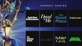 Dystopian series 'Watchmen' leads all Emmy nominees with 26