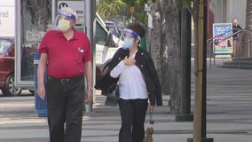 Glendale extends fines for not wearing face masks
