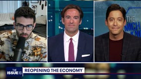 The Issue Is: Government involvement in the pandemic; Rep. Schiff, Hasan Piker, and Michael Knowles