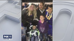 Family sends urgent warning after beloved LA City firefighter dies from COVID-19