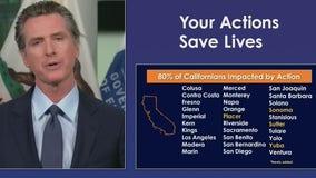 Gov. Newsom calls for immediate closure of more businesses for most of California