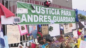 LA County coroner's office releases Andres Guardado autopsy report