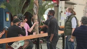 West Hollywood to issue citations for non-mask wearers