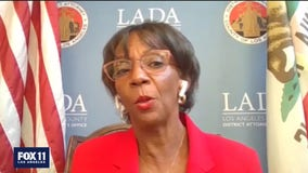 District Attorney Jackie Lacey weighs in on Andres Guardado case