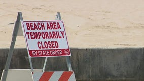 Orange County closing all county beaches over holiday weekend as coronavirus cases rise