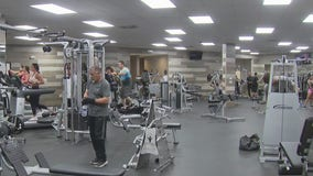 'Our backs are against the wall': Riverside gym owner defies Gov. Newsom's order to reclose
