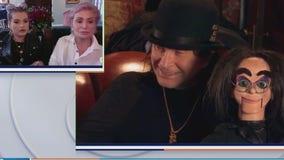 "The Osbournes talk ""Celebrity Watch Party"""