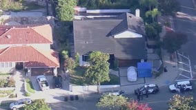 2 men dead, woman critically wounded following shooting at Burbank home