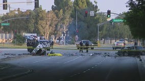 One killed, one seriously injured following horrific Culver City crash